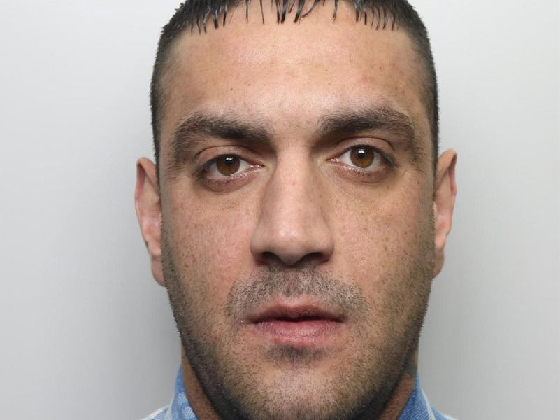 Kieran Harris, 28, of Fir Parade, Dewsbury, was found guilty of two counts of rape and was sentenced to 17 years.