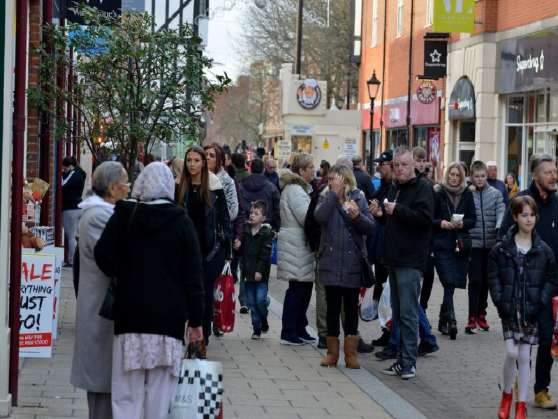 Worst places to shop on the high street