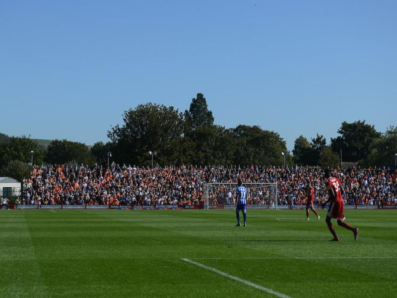 Were you among the 2,031 Blackpool fans at Accrington yesterday?