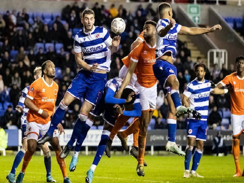 Curtis Tilt, centre, was in imperious form for the Seasiders
