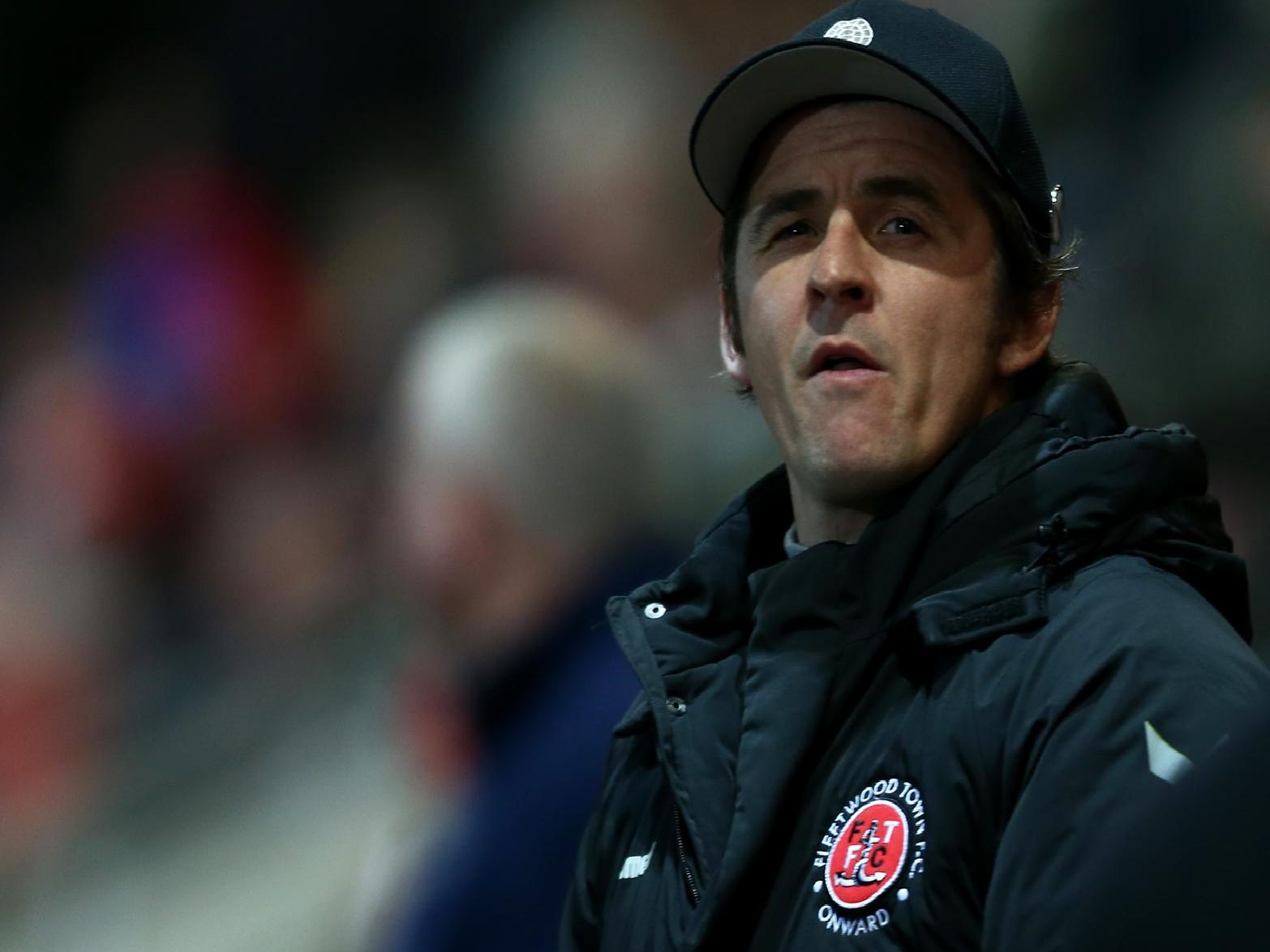 Joey Barton wants to strengthen his Fleetwood Town squad in January after Ash Hunter followed Peter Clarke in joining another club this month. (Fleetwood Weekly News)