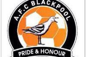 AFC Blackpool were held at home