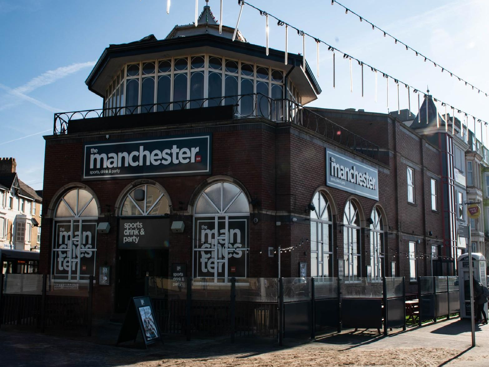 Take a look inside one of Blackpool's best known pubs following its 176,000 refurb