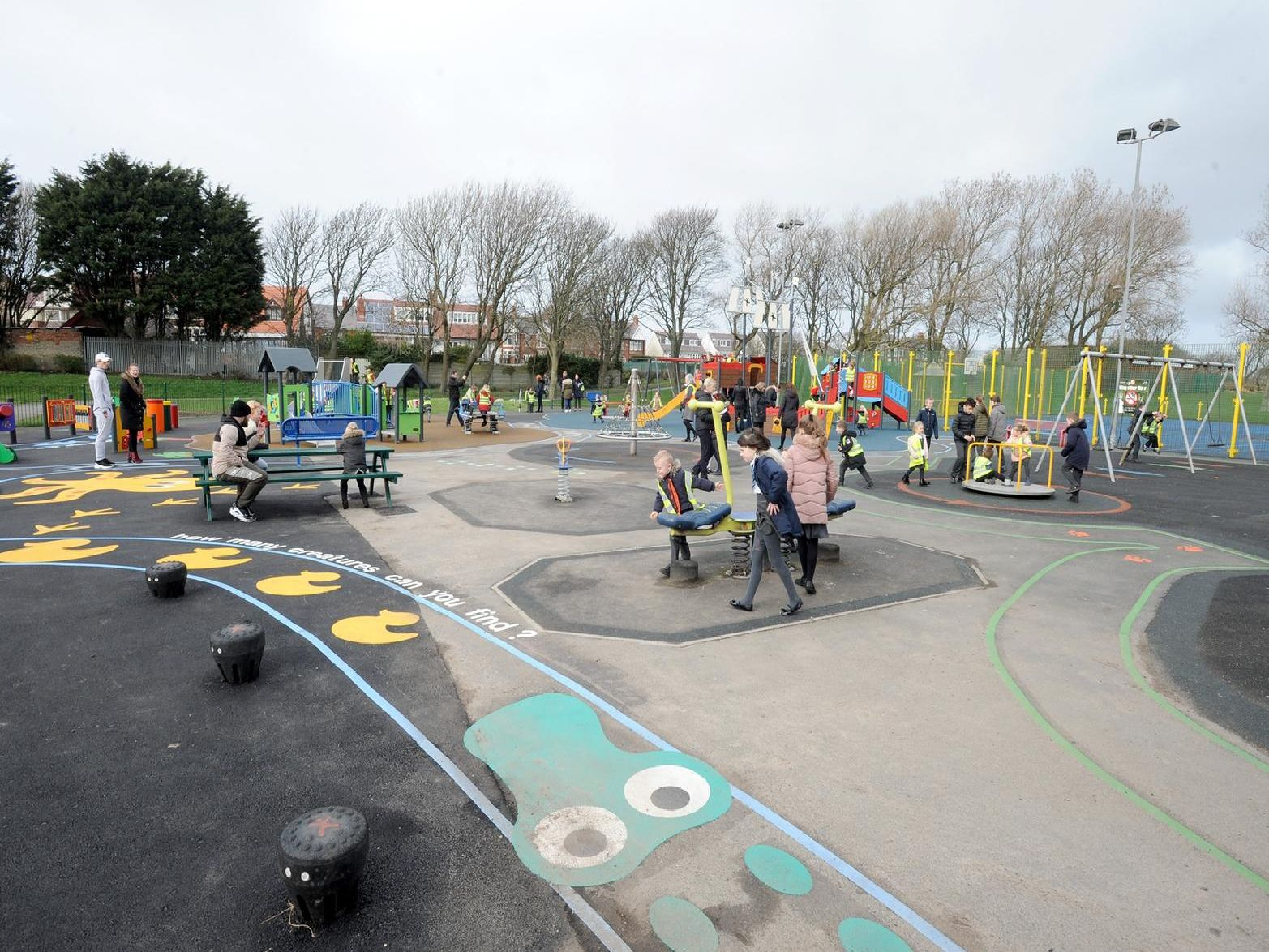 Better Starts parks and open spaces strategy has seen a complete overhaul of the play area at Claremont with the creation of a pirate-themed park and new pathways.
