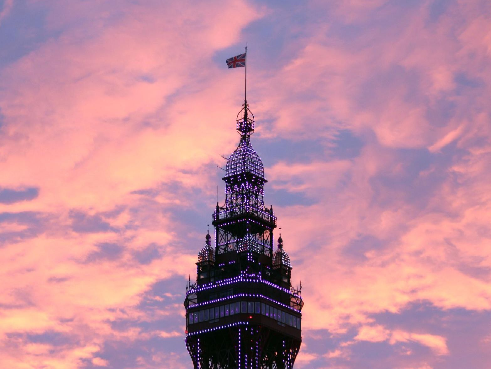 There will be a year-long programme of events to celebrate the 125th birthday of two of Blackpools most famous heritage assets  The Blackpool Tower and The Grand Theatre