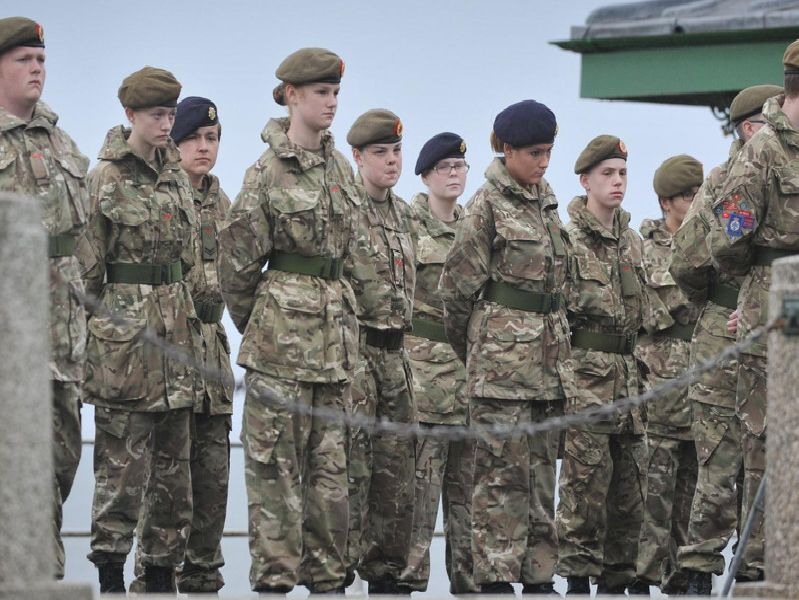 Armed Forces Week will take place later this month
