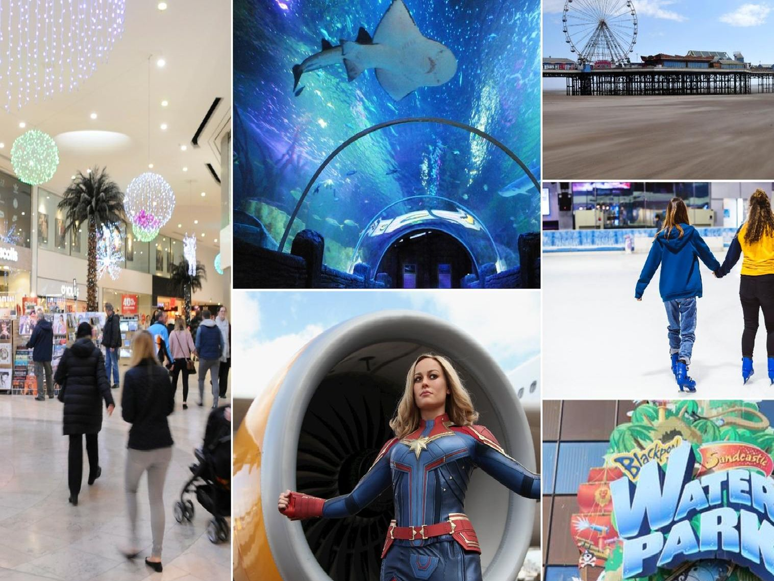 10 things to do this Saturday in Blackpool to avoid the weather