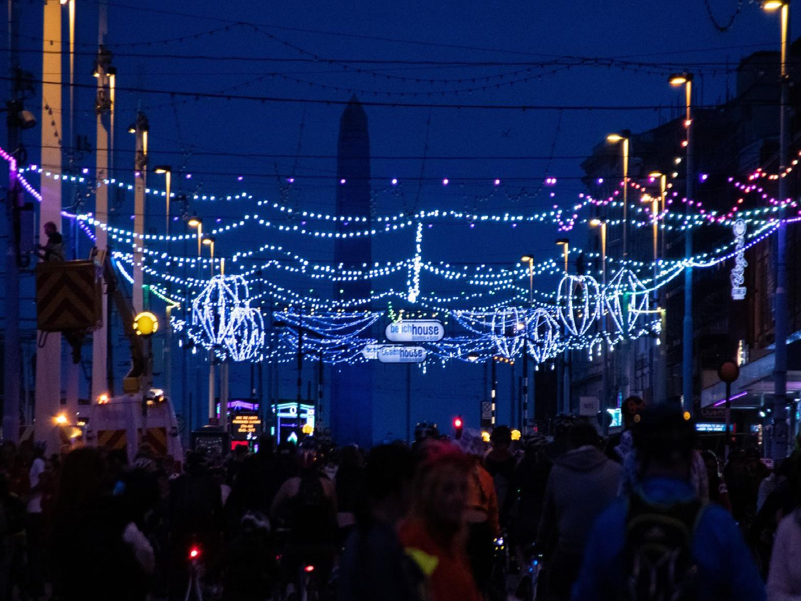 Blackpool Ride the Lights 2019