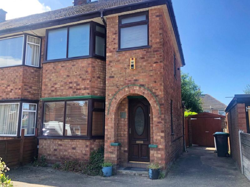 This 3-bedroom semi-detached in Bispham is on the market 119,950