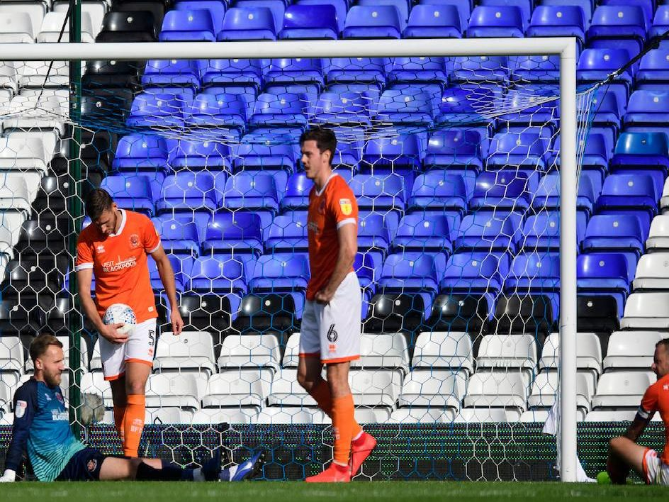 It was late heartache for the Seasiders