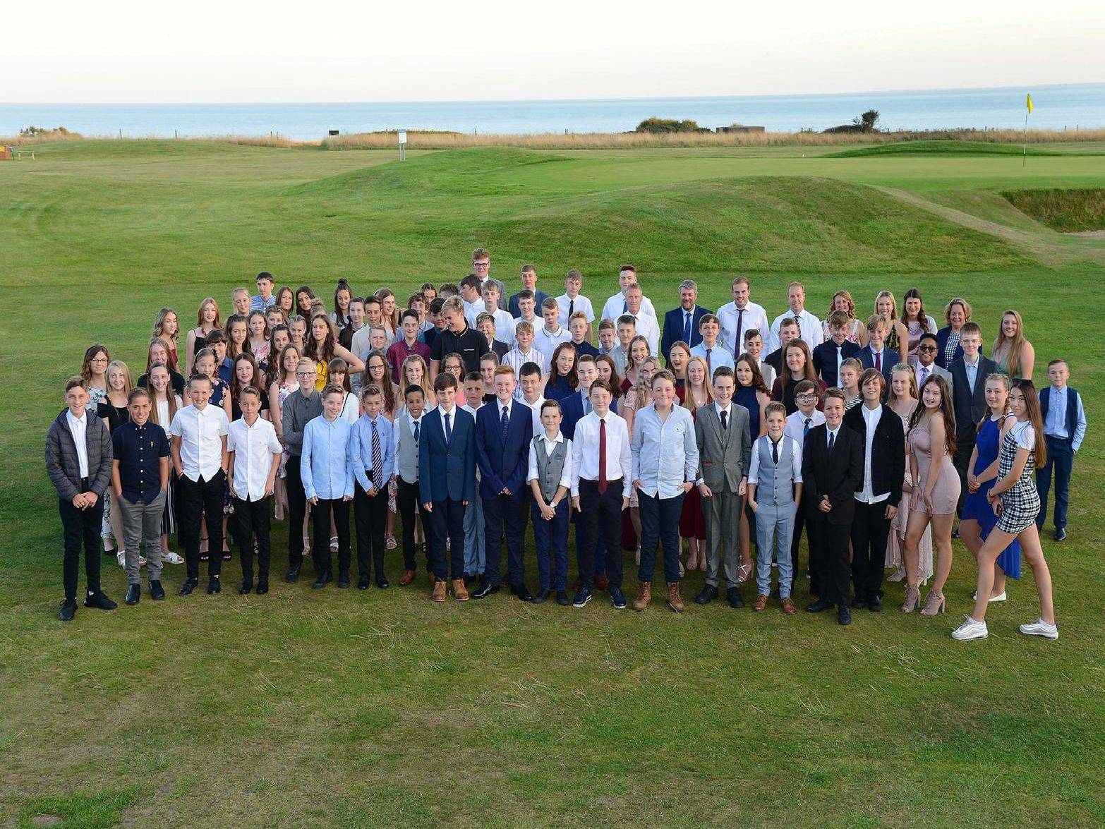 2019 Headlands School Sports Awards Evening held at the Links Golf Club Bridlington.'Pictures by Paul Atkinson:
