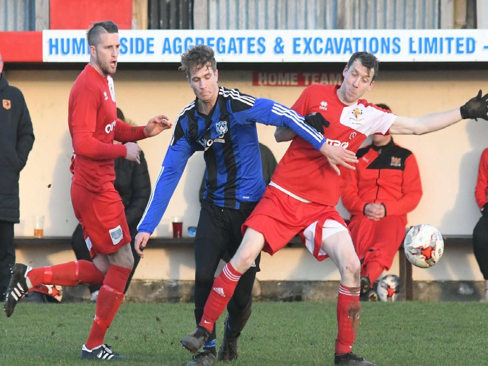 Bridlington Town Reserves 0 Goole United 2