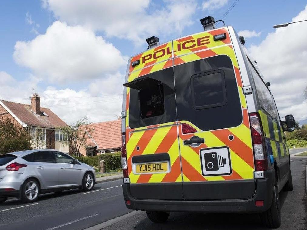 The 12 roads where the most speeders have been caught around Scarborough in 2019.