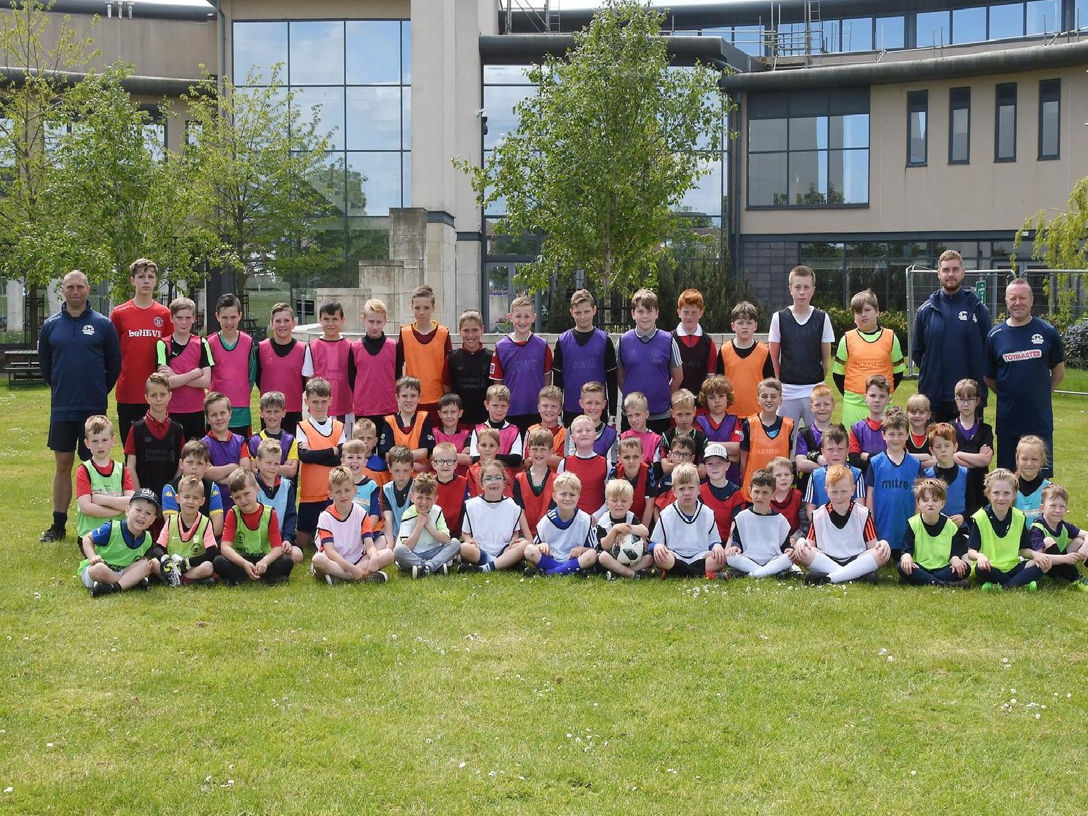 Bridlington Soccer School
