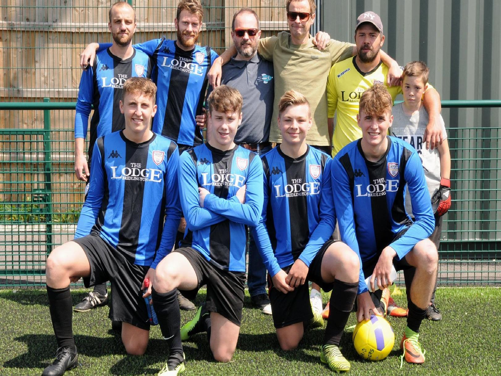 Peave Bellerby Memorial Football Tournament'''PHOTOS BY DOM TAYLOR