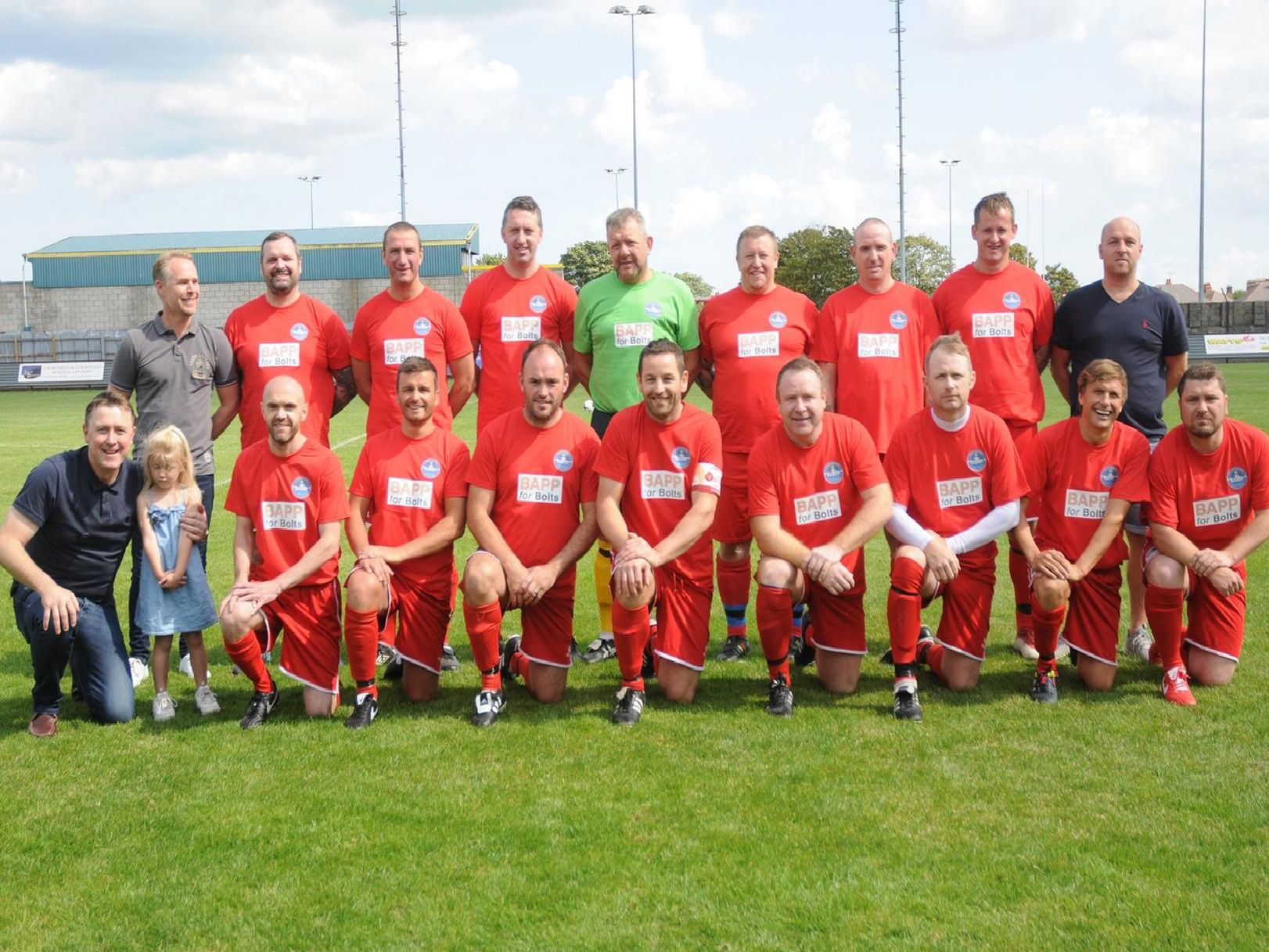 Peave Bellerby Memorial Football Match