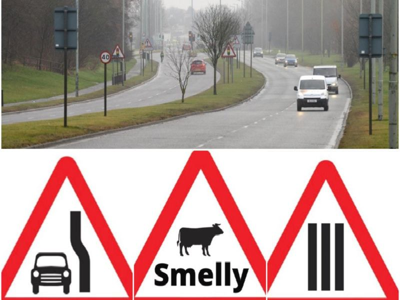 Would you welcome any of these new signs?