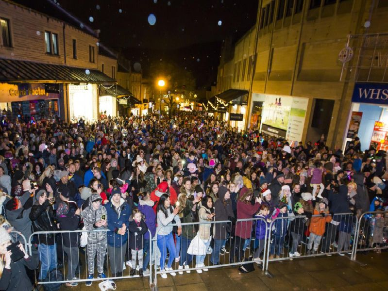Christmas events in Calderdale this weekend