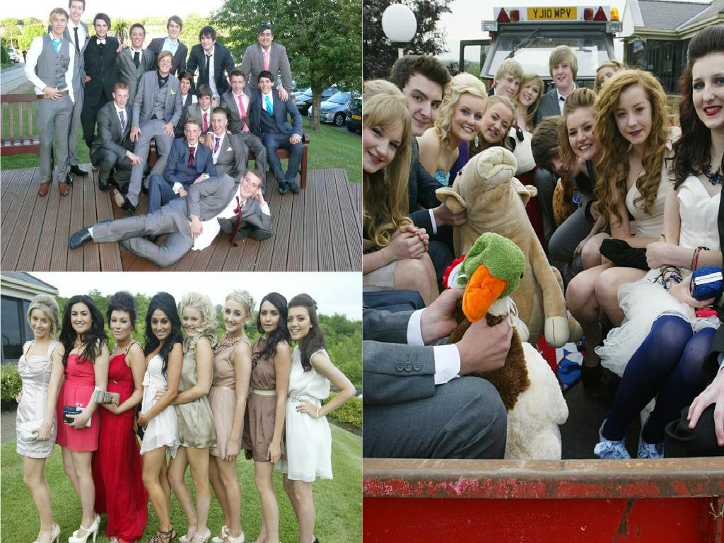 These pictures will take you back to Calderdale school prom nights in early 2010s