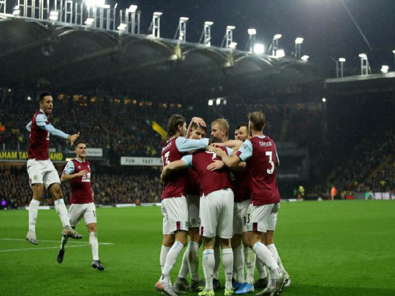 Burnley's average weekly wage bill - compared to Premier League rivals