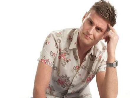 Yorkshire funny man Scott Bennett will get your chuckle muscles wobbling tomorrow when he stars in a comedy triple bill at the Grand, Clitheroe. (s)