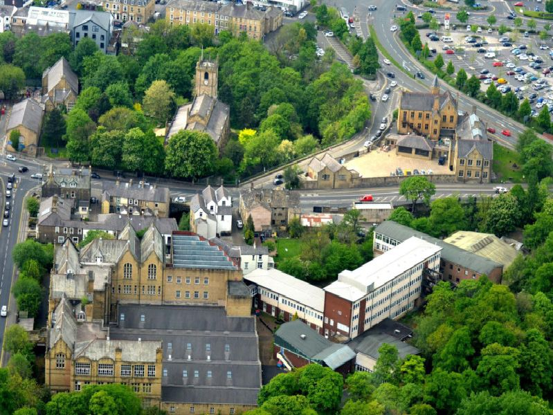 Church Street College and St Peter's