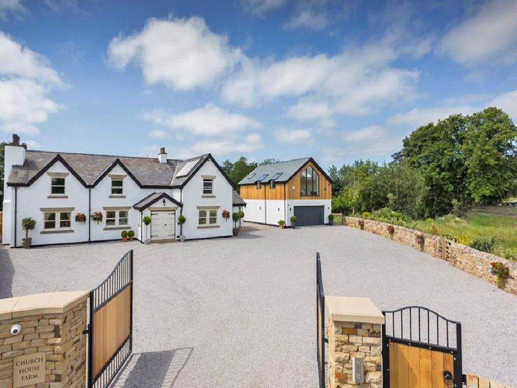 A lovely GrimsarghFarmhouse, this four-bedroom property is on the market for 975,000.