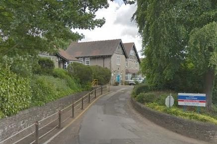 Buxton Hospital where the Minor Injuries Unit is based. (Picture: Google Maps)