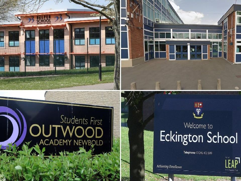 Hardest secondary schools to get into