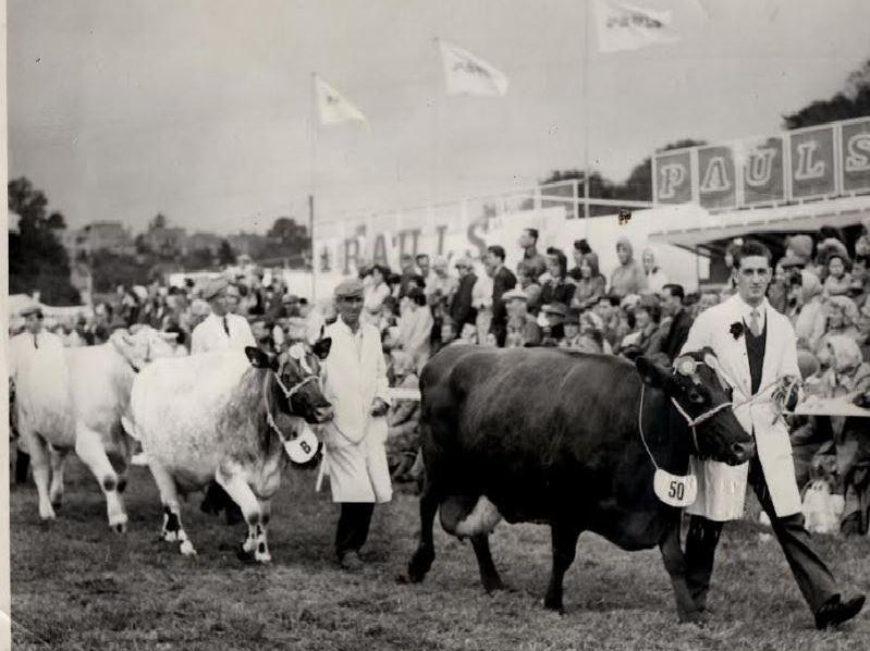 Bakewell Show celebrates its 200th anniversary this year.