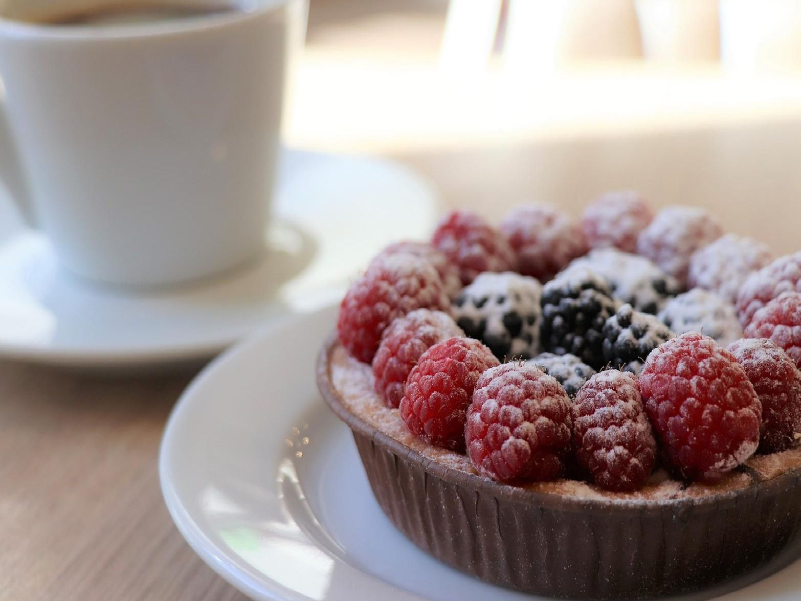 Grab coffee and a cake at one of Derbyshire's finest cafes.