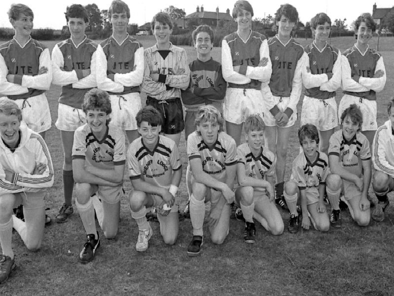 1985: This group shot features Bilsthorpe Welfare Under-15s football club. Are you on this picture?
