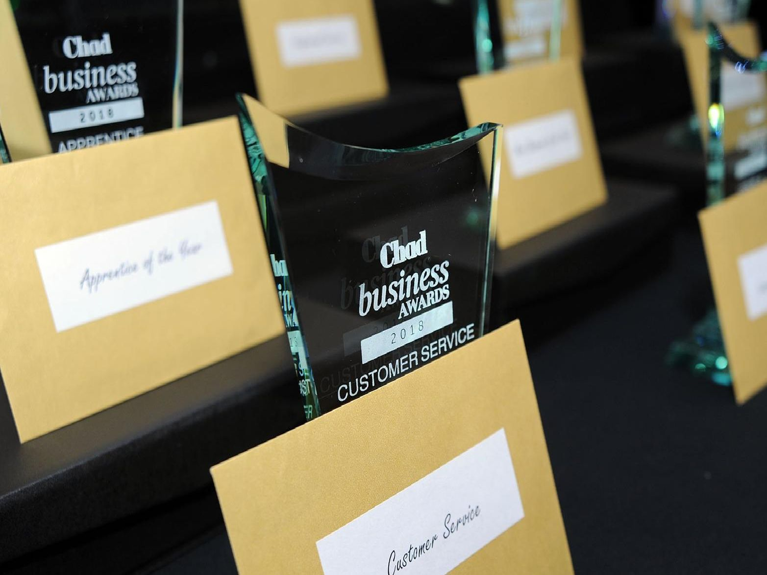 Awards were handed out in a number of categories