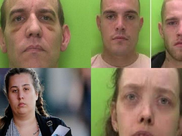 Notts criminals who got some of the longest sentences in 2018