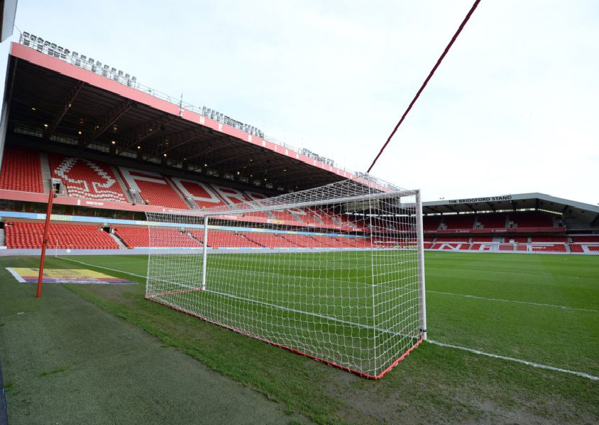 NOTTINGHAM, ENGLAND - JANUARY 26: A view of the City Ground ahead of the Sky Bet Championship match at City Ground on January 26, 2019 in Nottingham, England. (Photo by Tony Marshall/Getty Images)
