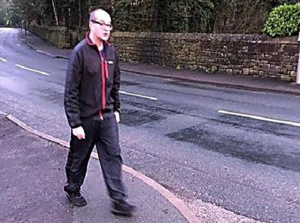 Police are keen to speak to this man