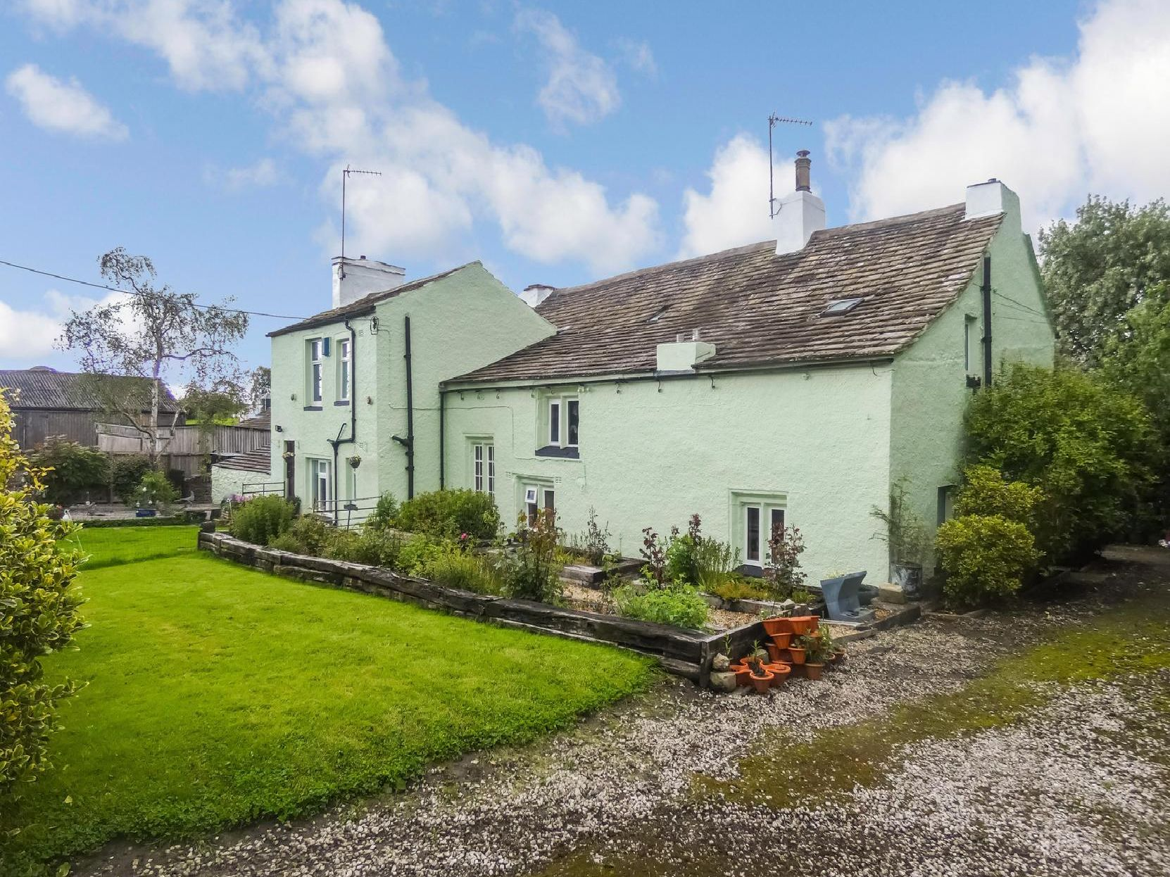A five-bed detached house, Demesne House is on the market for 625,000.