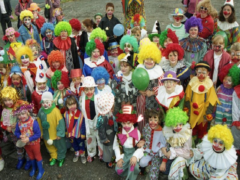 There was plenty of clowning around going on in Southport... but no-one was complaining.The seaside resort has had a big smile on its face as it played host to scores of top funny men and women from all over the world