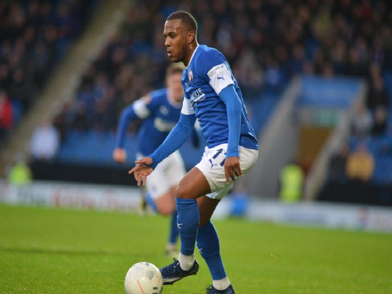 Gevaro Nepomuceno scored the only goal of the game as Chesterfield beat Notts County 1-0 at the Proact on Saturday.