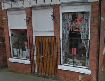 Emma's Thai: Pelham Street, Ilkeston,DE7 8AR. Picture: Google Maps.