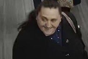 Do you recognise this woman? Call police on 101.