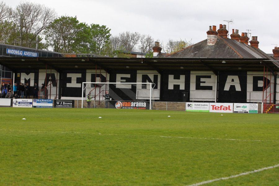 Chesterfield completed their season at Maidenhead United