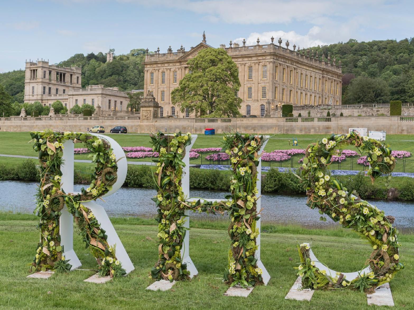 The Royal Horticultural returned to Chatsworth for its third annual flower show, June 5-9.