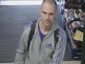 The first new image of missing Robert Deics/Deutsch released by police.