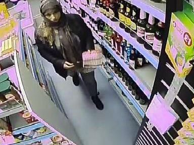 Police would like to speak to this person.