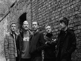 Shed Seven are live at the Baths Hall next week.