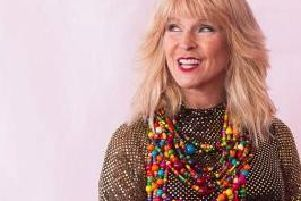 Toyah will be marking a double 40th anniversary at Square Chapel Arts Centre in Halifax.