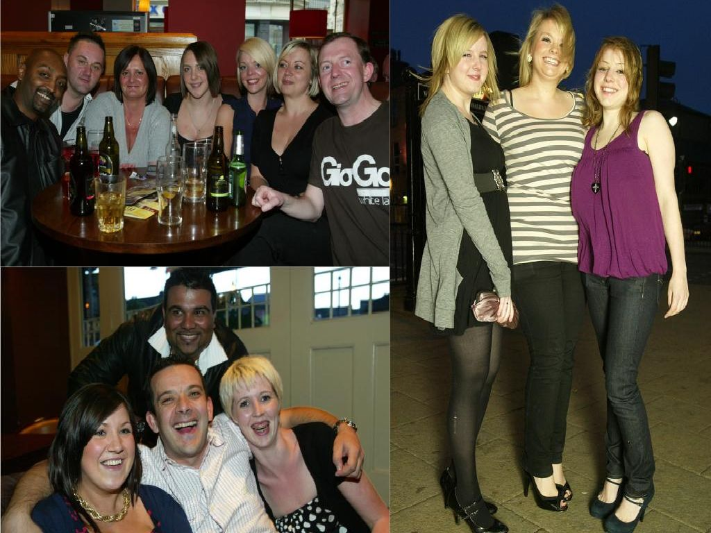 21 photos that will take you back to a night out in Halifax in 2009