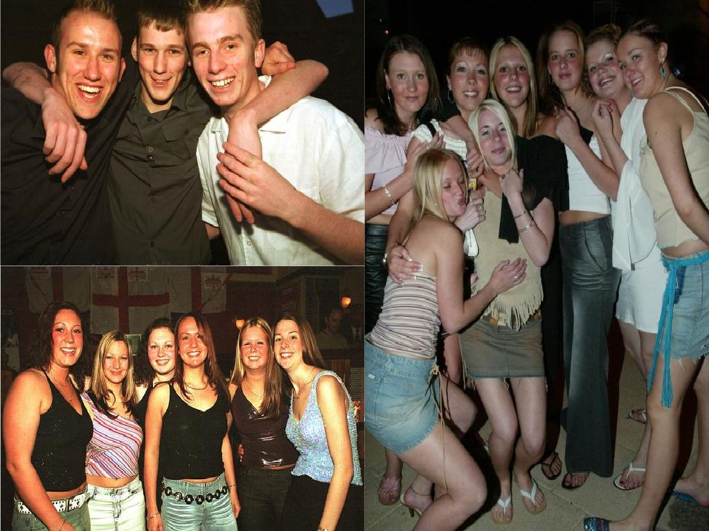 39 photos that will take you back to a night out in Halifax in 2002