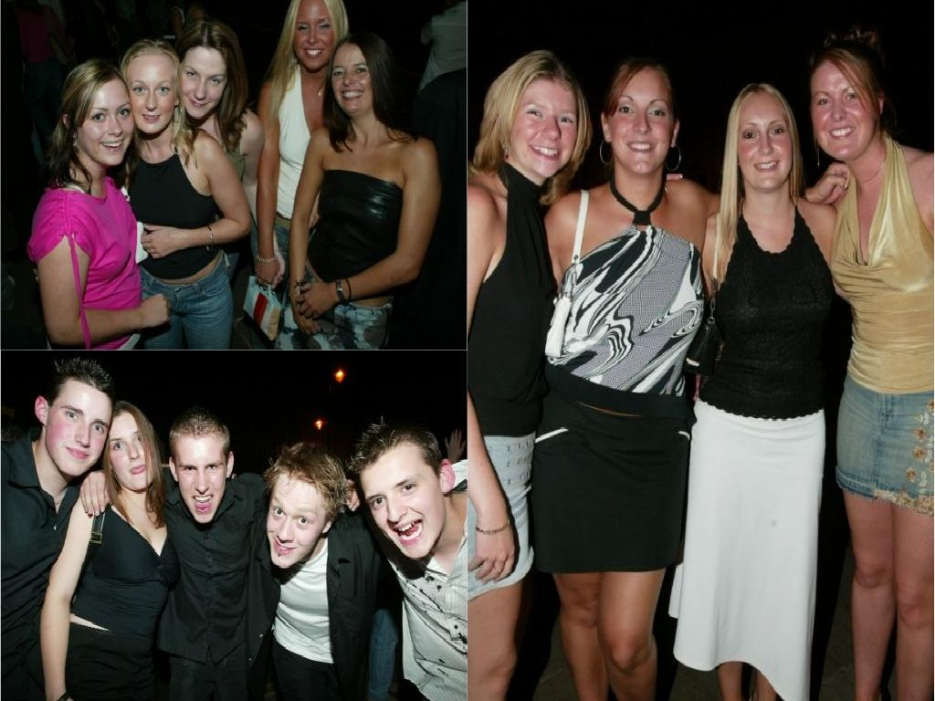 Photos that will take you back to a Halifax night out in 2003